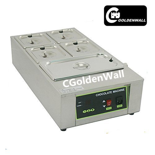 Cgoldenwall 12kg Capacity 5 Tanks Commercial Electric