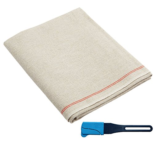 Bakers Couche - Flax Linen Proofing Cloth 26''x35''