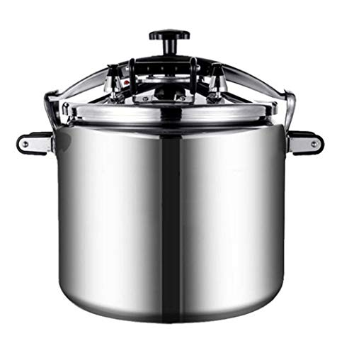 GHKWXUE Stainless Steel Pressure Cooker Rice Cooker Home large capacity Pressure Cooker Slow Cooker Steamer And Wok Cooker For Family Kitchen Restaurant
