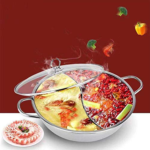 HBCM Hot Pot | Works with All Major Hobs | Naturally Non-Stick | Seamless Design | Professional Kitchenware for The Home