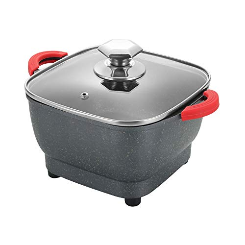 HBCM | Works with All Major Hobs | Naturally Non-Stick | Seamless Design | Professional Kitchenware for The Home (Black)