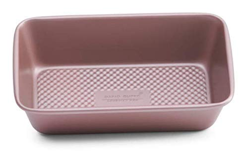 Rose Gold Baking Loaf Pan - by David Burke Bakeware