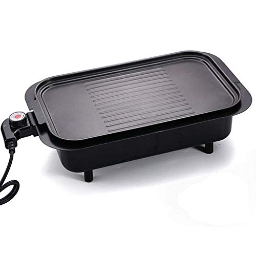 SIER Electric carbon multi-purpose grill smokeless non-stick electric baking pan home Korean multi-purpose grill