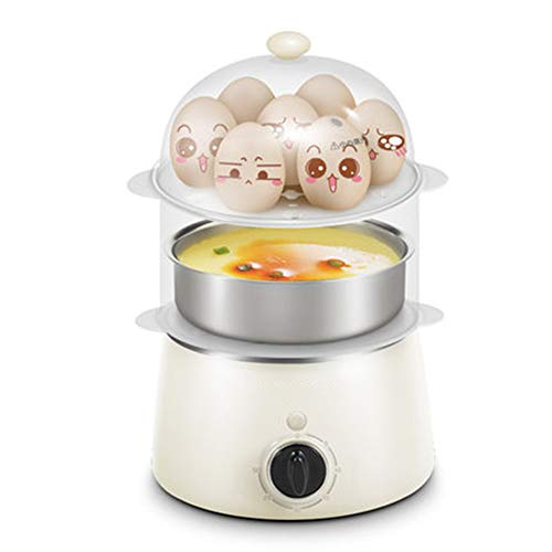 Egg Cooker, Egg Steamer, Auto Power Off Mini Egg Cooker, Small Breakfast Artifact For 1 Person.