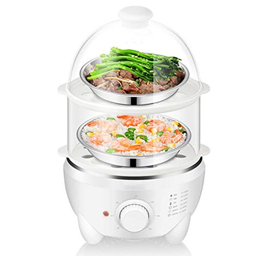 Egg Steamer, Large-capacity Household Automatic Power-off Steamed Egg Machine, Multi-functional Egg Cooker Artifact.