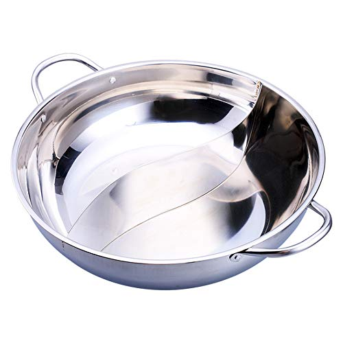 ZATPFSDG Kitchen accessories 28 cm for hot pot stainless steel capacity