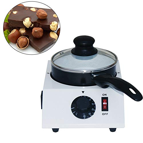 MOMOJA Mini Electric Chocolate Melting Machine Chocolate Candy Melt Pot 220V 40W